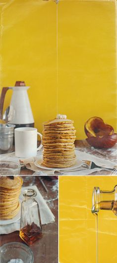 Vegan Pumpkin Pancakes #vegan #pumpkin #recipe