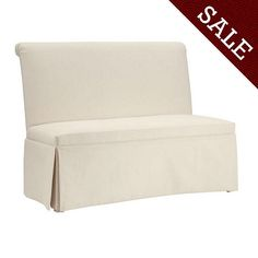 An upholstered bench? More