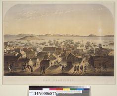 San Francisco, CA (1851)