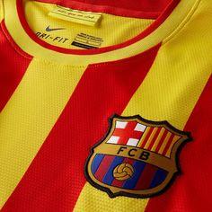 2013/14 FC Barcelona Jersey