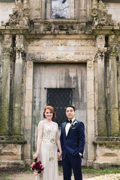 Lauren & Jon's wedding at Alder Manor in Yonkers, NY // Photo: Jonathan Young