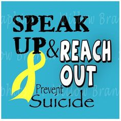 Suicide Prevention Awareness  by WillowBranchGraphics