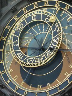 Astronomical Clock - Prague, Czech Republic