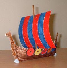 ship project, viking models, vike ship, model ship