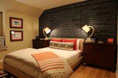Sophisticated Teen Boy Room
