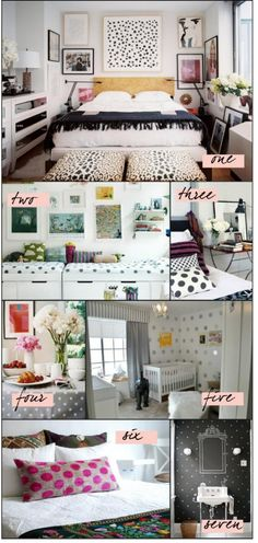 On Trend with Precious Polka Dots | The Design Confidential