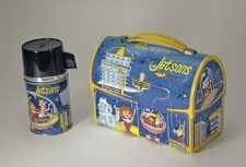 """The Jetsons"" Thermos Bottle and Lunchbox"