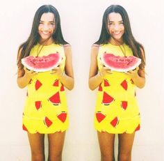 Watermelon / fruit trend