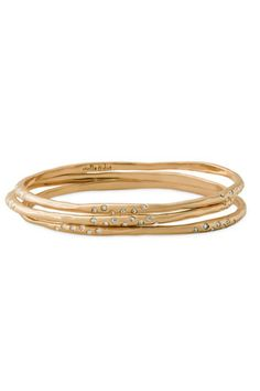 Stella & Dot Bangles for a bit. Rhea bangles in silver as well. repin for chance to win http://www.stelladot.com/denikaclay
