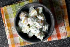 tzatziki potato salad by smitten, via Flickr