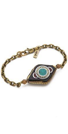 Vanessa Mooney Evil Eye Bracelet