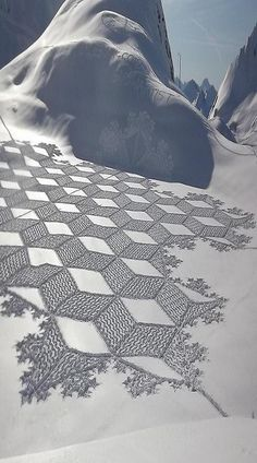 Walk on Snow - Imgur