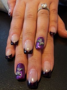 acrylic and OPI - Nail Art Gallery by NAILS Magazine