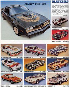 1980 MPC Plastic Models.