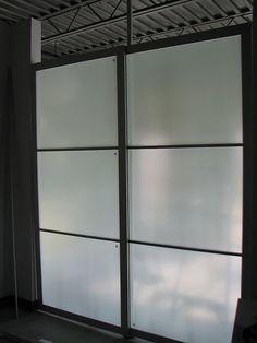 Ikea doors for master bath
