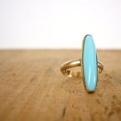Vintage pinky ring!