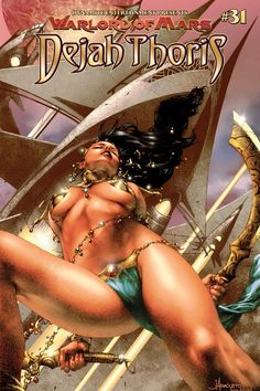 Exclusive Extended Preview: WARLORD OF MARS: DEJAH THORIS #31 - Comic Vine