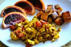 Cauliflower Scramble | Veggie Fixation #vegan #soyfree