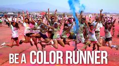 Be a Color Runner!