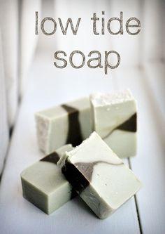 DIY: Low tide soap