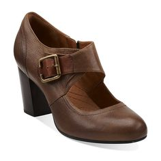 taup town, taup leather, clark, style, fall shoes, taupe, club pump, town club, zulili today