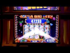 Awesome win on Mystical Unicorns at Parx Casino