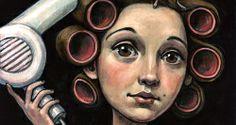 jenni lawson, art, kelli vivanco, book, read, funny stuff, zombie apocalypse, bloggess, mommy blogs