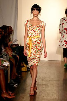 By Derek Lam   I love this dress sooo much, i bought it in 2 sizes and 2 lengths...the long version is also tres chic and suits my shape better..