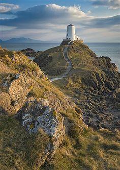 Twr Mawr, Llanddwyn Island (Ynys Llanddwyn), Anglesey, Wales