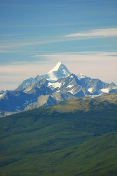 Beautiful Alberta Canada! Mount Robson - photo copyright Corie Brand