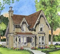 Whimsical House Plans On Pinterest 25 Pins