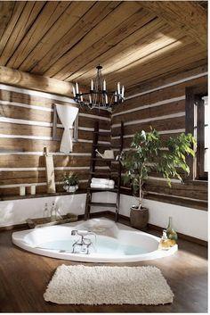 Beautiful home spa!