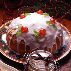 Festive Julekage Recipe from Land O'Lakes