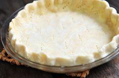 Pie Crust Recipe from addapinch.com