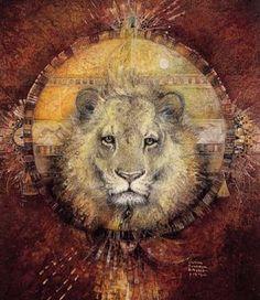 Susan Seddon Boulet - Lion
