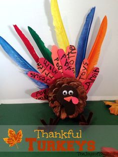 These Thankful Turke
