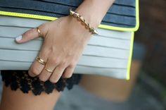 2 bracelet DIYs