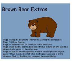 Brown Bear Extras