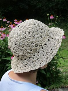Ravelry: FeelingCrafty's Sun Hat: making this now