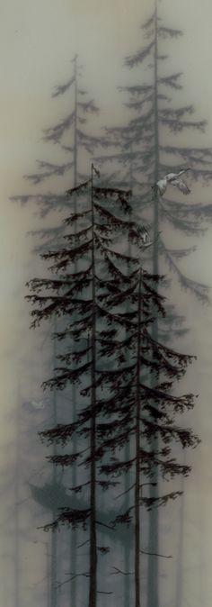 Fog; mist