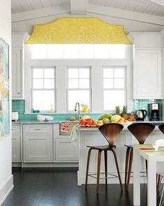 pops of fun in the kitch-y