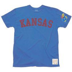 Kansas Jayhawks Men's Tee, KU