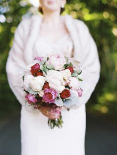 Bouquet full of peonies: http://www.stylemepretty.com/2014/09/30/elegant-backyard-wedding-in-australia/ | Photography: Bentinmarcs Photography - http://bentinmarcs.com/
