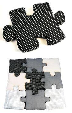 puzzle pillows ahhhhhhh :)