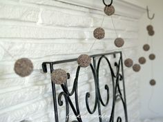 Lavender Garland....  I'm going to try this out
