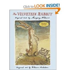 The Velveteen Rabbit [Illustrated] [Hardcover] (Requested: 1)