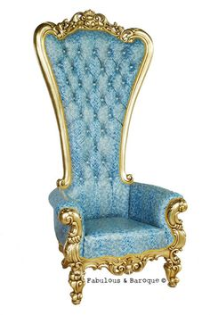 Oh Hell yes.  Armchair by Fabulous and Baroque.