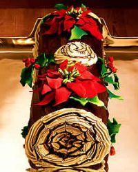 christmas foods, de noël, chocol log, christma chocol, log cake, christma food, christma dinner, holiday foods, de noel