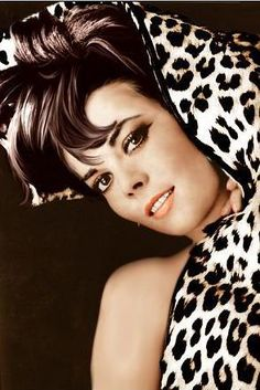 Natalie Wood. #SixtiesStyle