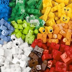 How about some LEGO pieces?!